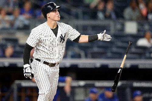 Yankees' Tyler Austin: What I'm doing to win 1st base battle