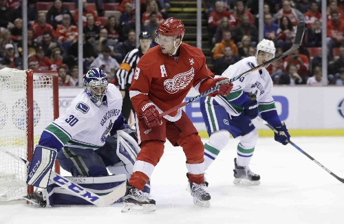 5 things to watch: Justin Abdelkader could boost Red Wings' third line