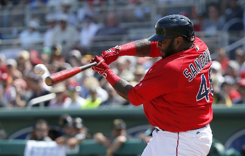 Pablo Sandoval's production: Boston Red Sox's Dave Dombrowski sets realistic 2017 stats for Panda