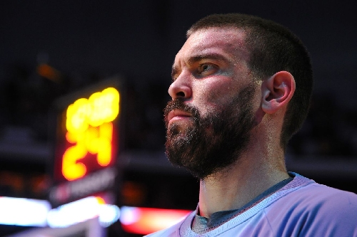 Marc Gasol Deserves To Start In The All-Star Game