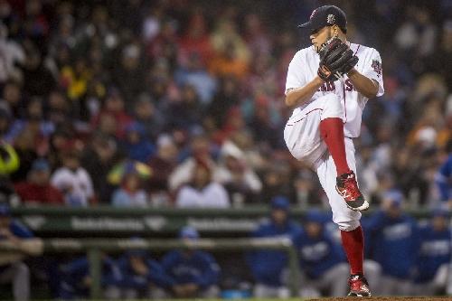 Will Eduardo Rodriguez start the year in Pawtucket?