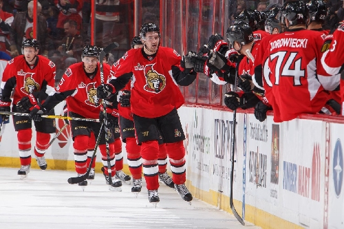 NHL scores 2017: Mark Stone lifts Senators ever-closer to coveted playoff spot
