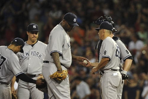 The Yankees' starting pitching problem extends beyond the fifth starter spot