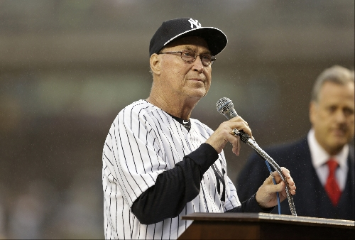 The latest on Yankees great Mel Stottlemyre's health scare