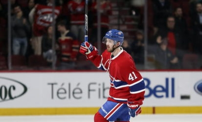 Game Day: Paul Byron will return to Canadiens lineup vs. Capitals