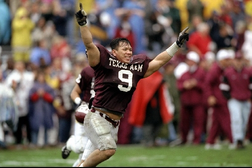 Dat Nguyen to be inducted into CFB Hall of Fame