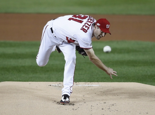 Nats say Scherzer has pitching finger injury, to miss WBC The Associated Press