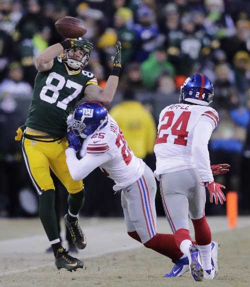 Dougherty: Packers still potent without Nelson