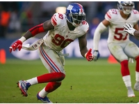 Jason Pierre-Paul: I'm not signing a one-year contract