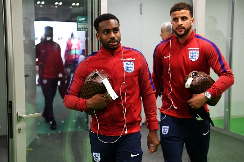 Report: Manchester City target Tottenham duo Danny Rose and Kyle Walker