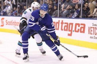 NHL Trade Rumors: Toronto Maple Leafs F James van Riemsdyk