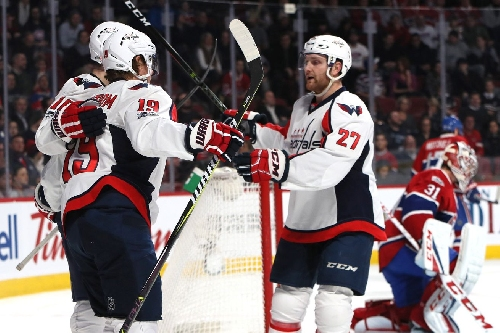 Capitals vs. Canadiens Recap: Washington Wins Sixth Straight