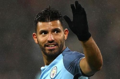 Sergio Aguero nears Man City all time goalscoring record - so when could he break it?