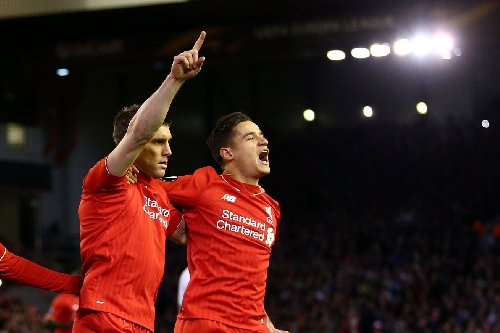 Hendo, Coutinho, and Milner Ranked Among Europe's Best