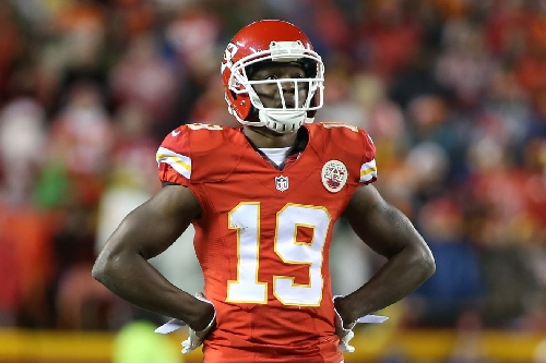 Jeremy Maclin's stats are down but he shows his value in other ways