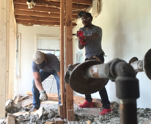 Robert Griffin III's episode of HGTV's Fixer Upper home renovation show to air Tuesday