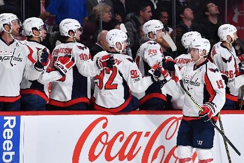 Rink Rank: Capitals vs. Canadiens