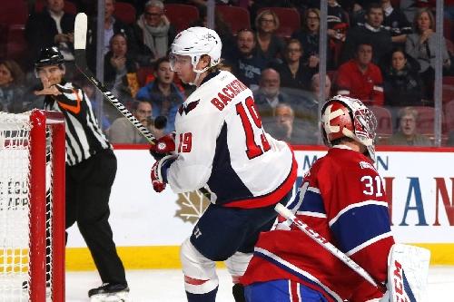 Canadiens vs. Washington 10 Takeaways: Capital Punishment
