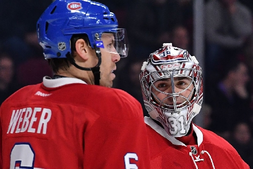 Carey Price, Shea Weber and Michel Therrien will represent Canadiens at 2017 NHL All-Star Game