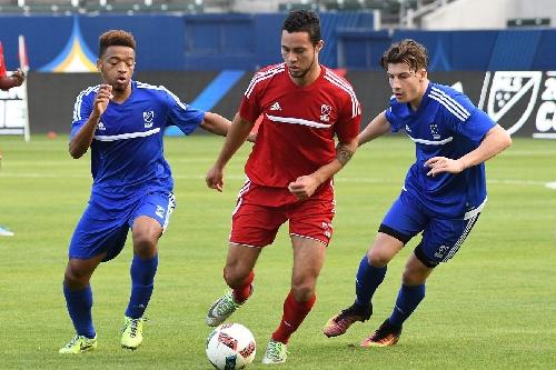 SB Nation Mock MLS Draft: Sporting Kansas City selects Niko Hansen