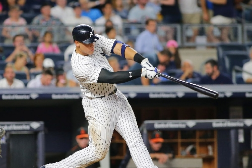 Finding a comp for the incomparable Aaron Judge