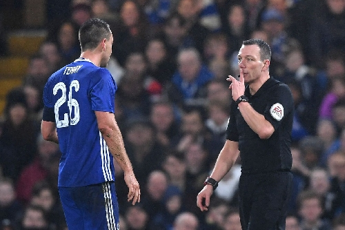 John Terry does not get extended ban for frivolous appeal of red card in FA Cup match