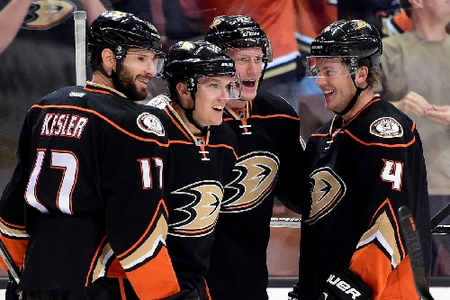 Ryan Kesler and Cam Fowler Named to All Star Game