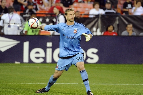 Sporting KC signs Andrew Dykstra