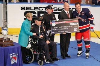 New York Rangers: A Tribute to Steven McDonald