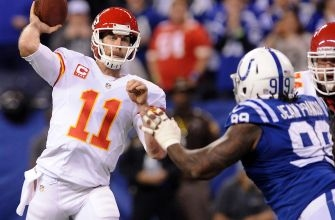 For Chiefs, there's Regular-Season Alex and there's Playoff Alex