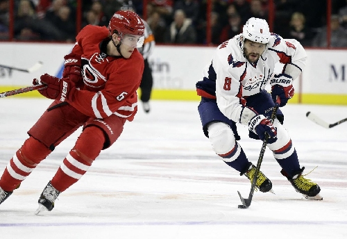 Durability defined: Caps' Ovechkin on verge of 1,000 points The Associated Press