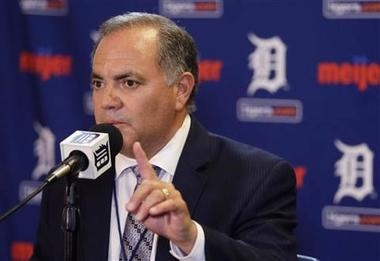 Tigers GM says he had to step away from role as father to sign son