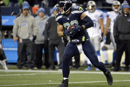 """Some perspective on Jimmy Graham's """"lack"""" of red zone targets"""