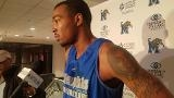 K.J. Lawson previews Tulsa and talks about his role