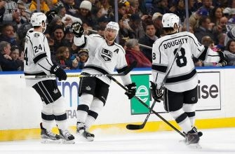 Los Angeles Kings Carter and Doughty Named All Stars