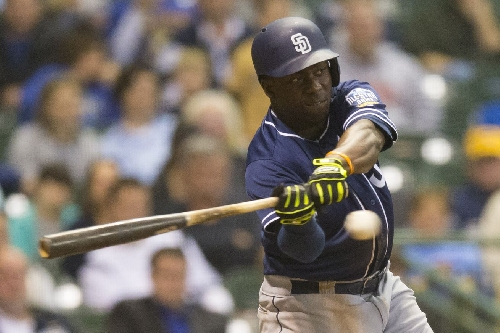 Padres prospects Jose Pirela and Jose Rondon faced each other in the Venezuelan Winter League playoffs