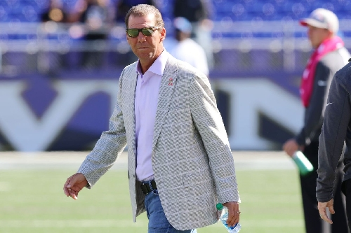 "Steve Bisciotti - ""The pitchforks are out"""