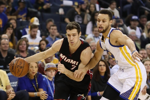 RECAP: Heat stay competitive, but fall to Warriors 107-95