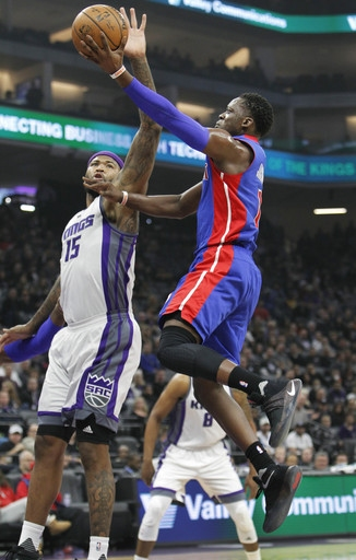Cousins scores 24, Kings come back to beat Pistons 100-94 The Associated Press