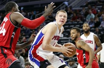 With Leuer hurt, Henry Ellenson could crack rotation Detroit Pistons rotation