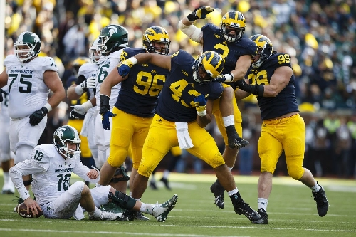 An Early Look At 2017 Michigan Football: Defensive Line Preview