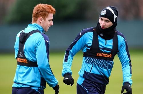 Jonjo Shelvey has a debt to repay to his Newcastle team-mates - he must make a decisive return