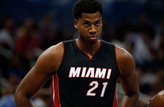 Hassan Whiteside's dominating paint presence wasn't enough to beat the Warriors