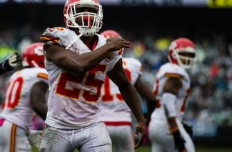 Has Jamaal Charles played his last down with the Kansas City Chiefs?