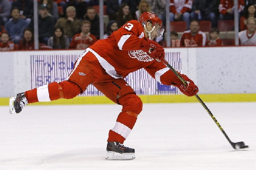 Is Pavel Datsyuk attending All-Star Game to be named one of NHL's top 100 players of all-time?