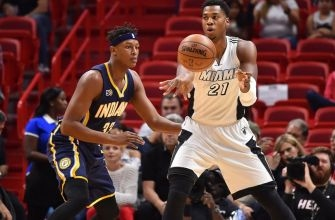 The Miami Heat are not actively shopping Hassan Whiteside