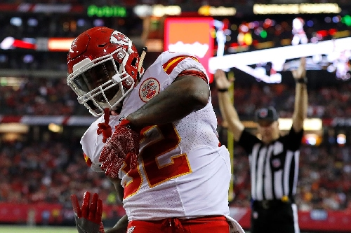 Spencer Ware launching his own brand under Marshawn Lynch and Beastmode
