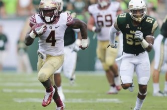Indianapolis Colts Early Mock Draft: A running back in the first round?