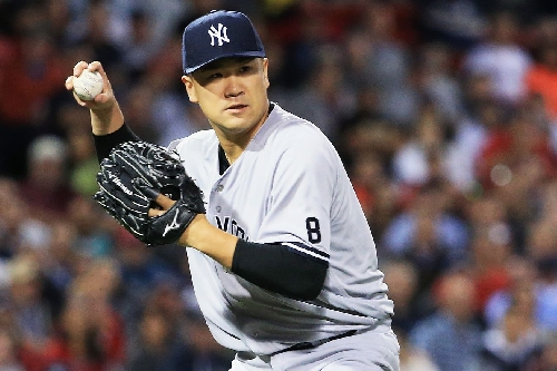 Yankees have not discussed contract extension with Masahiro Tanaka