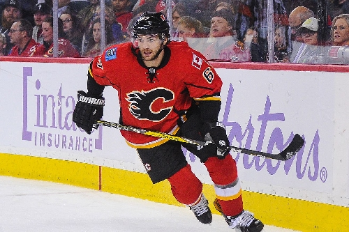 Projected Lines: Calgary Flames vs San Jose Sharks